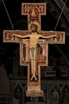 Dopo otto secoli il Crocifisso di San Damiano torna nel suo luogo d'origine