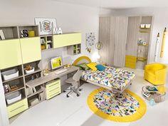 Camere per Ragazzi Moderne - CM12 - Giessegi