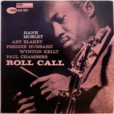 HANK MOBLEY / ROLL CALL / BLUE NOTE / TOSHIBA JAPAN