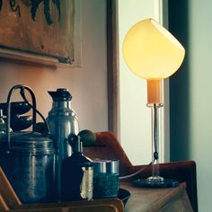 Fab.com | Parola Table Lamp Amber