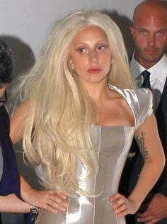 You guys, Lady Gaga is back. Deal with it. In honor of Mother Monster – and the fact that we're starting to reclaim our Gaga-fever – let's revisit her fierceness with a timeline of her most memorable looks Lady Gaga Sans Maquillage, Lady Gaga Plastic Surgery, Beverly Hills, Lady Gaga Makeup, She's A Lady, Mug Shots, My Idol, Beautiful People, Hair Makeup