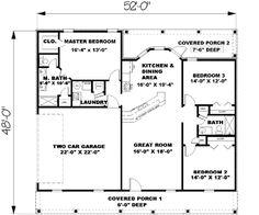 Love this open floor plan