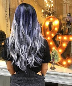 color by Ans #balayageombre #bestofhair #blondehighlights #hairwaves #wellahair #behindthechair #trends#fashion #purpleombre #nyc #hair #summerhair #紐約#perfection#loves#haircolor#unicornhair #ombre #life #hairdesign#nycsalon#fashion#hairstyle#hairdye#highlights#haircolortrends#metallichair#amazing#hotonbeauty#speakeimi#beforeandafter