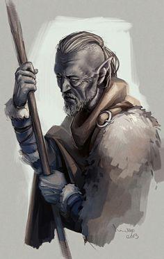 Donavin Farren (Don) - Traveling Merchant   Old Vadril, Dunmer