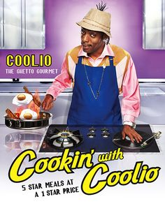 Booktopia has Cookin' with Coolio, Five Star Meals at a 1 Star Price by Coolio. Buy a discounted Paperback of Cookin' with Coolio online from Australia's leading online bookstore. Mini Bars, Cooking With Coolio, Crazy Celebrities, Thing 1, Five Star, Sophia Loren, Gag Gifts, Funny Gifts, White Elephant Gifts