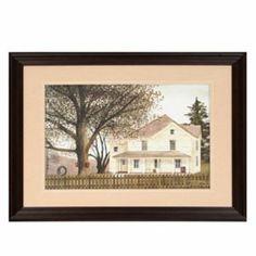 Grandma's House Framed Art Print   Kirkland's