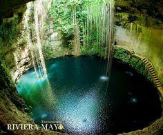 Cenote Ik Kill, Yucatán, México