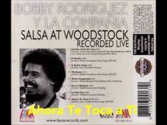 Bobby Rodríguez y La Compañia - Salsa At Woodstock Recorded Live.Vaya VS-58, Reis '06 on Fania/Emusica 130 131. (1976).