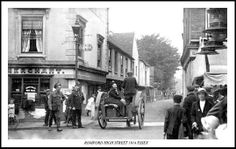 Romford High Street, 1914