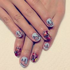 +DISCO new nail+