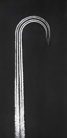 "López Pardo: ""Black Box"" series graphite on canvas, accompanied by an installation (last photo)"