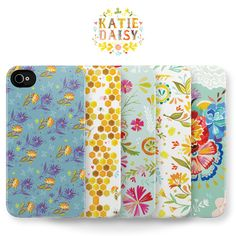 Katie Daisy for Uncommon iPhone Cases