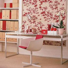 Image Detail For Home Office Décor Ideas To Bring Spring Your Worke