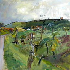 Crossford (Orchard, Hazy Morning) by Duncan Shanks
