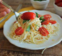 """""""Italian Caprese Pasta """""""