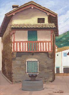 Título: Casa del Tío Talís Propietario: Rosa Jiménez
