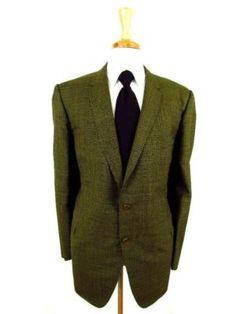 50's tweed blazer
