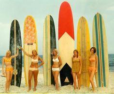 Vintage beach babes #FabFlorida