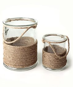 Hurricane Rope Handle Bucket Set