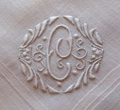 Em's Heart Antique Linens -Vintage Linen Hankies