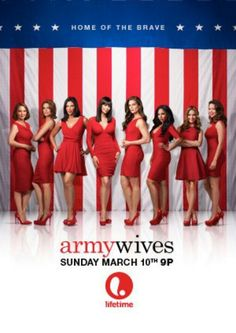 Army Wives!!! Excited!