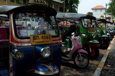 Frau K fotografiert: Von Buddhas, Flussfahrten und 36 Stunden in Bangko...
