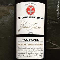 Gérard Bertrand 2011 Grand Terroir Tautavel (SRP $18): Grown in the small village of Tautavel, this wine is composed of 50% Grenache, 35% Syrah, and 15% Carignane. Tautavel is steeped in history and situated in the Roussillon ... Gerard Bertrand, Wine Reviews, My Glass, Writing, History, Blog, Historia, Blogging, Being A Writer