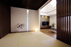 福知山 Japanese Home Design, Japanese Interior, Japanese House, Washitsu, Tatami Room, Home Interior Design, Minimalism, House Design, Interiors