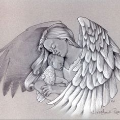 angel holding a baby tattoo – Rate My Ink – Tattoo Pictures … Baby Engel Tattoo, Engel Tattoos, Bild Tattoos, Arm Tattoos, Ankle Tattoo, Tattoo Kind, Tattoo For Son, Tattoos For Kids, Tattoos For Women