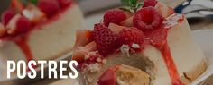 Postres Paleo Dessert, Cream Cheese Recipes, Tasty, Yummy Food, Food Videos, Salsa, Cheesecake, Food And Drink, Strawberry