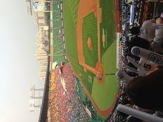 at Jamsil baseball stadium, Seoul