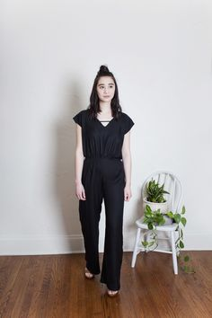 jumpsuit from tend collection at mosifer p