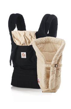 ERGObaby Mochila Porta Bebé Pack Evolutivo Black/Camel