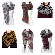 shopping bufanda manta