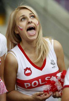 Image result for polish soccer fan