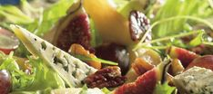 Päärynä-sinihomejuustosalaatti Sushi, Tacos, Mexican, Eat, Ethnic Recipes, Food, Christmas, Xmas, Essen