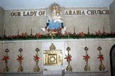 Come vivono i cattolici della penisola arabica, dove la libertà religiosa non esiste? «Dobbiamo imitare Gesù» tempi.it Intervista a Camillo Ballin, vicario apostolico dell'Arabia del Nord, responsabile di Bahrain, Kuwait, Qatar e Arabia Saudita. «Presto in Bahrain costruiremo una cattedrale  28 marzo 2014