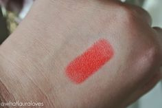 What Laura Loves: Chanel Rouge Allure Lipstick in Insaisissable Review