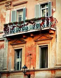 Rustic Rome