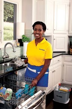 how to clean a dishwasher Clean Dishwasher, Cleaning Hacks