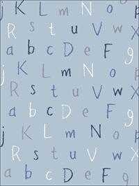 Astek Jelly Beans JB81202 alphabet wallpaper, 1-877-229-9427 Special pricing available!   www.eadeswallpaper.com  #interior  #wallpaper  #decor  #home