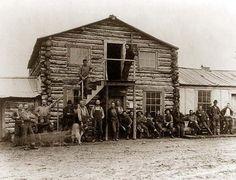 Gold Rush, 1914