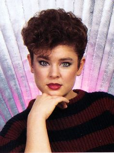 cropped haircuts for hair 1000 images about genuine 80s haircuts on 4924