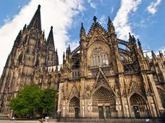 Cologne Cathedral, Cologne, Germany Photographic Print by Miva Stock at AllPosters.com