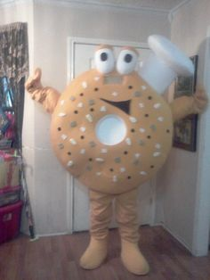 bagel costume - Google Search