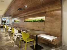 interior rumah makan