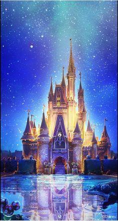 Disneyland castle, disney world castle, disney castles, walt disney castle, disney land Disney Pixar, Disney Magic, Disney Movies, Disney Land, Disney High, Disney Mickey, Disney Worlds, Disney Ipad Wallpaper, Cartoon Wallpaper