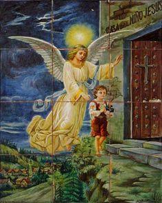 ORACION AL ANGEL CUSTODIO