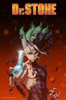 أنمي Dr Stone الحلقة 07 مترجم أون لاين Best Shounen Anime Anime Stone
