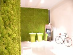 Verde Profilo MOSS Wall | Flickr - Photo Sharing!